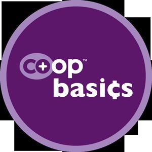 Co-op Basics Purple Logo