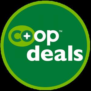 Co-op deals circular logo
